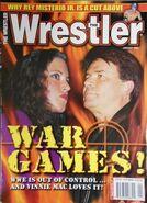 The Wrestler - January 2003