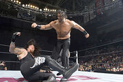 Undertaker vs. The Great Khali