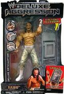 WWE Deluxe Aggression 7 Sabu