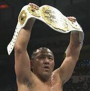 IWGP Minoru Suzuki Intercontinental