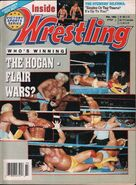 Inside Wrestling - March 1992
