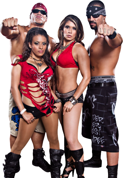 Mexican America | Pro Wrestling | FANDOM powered by Wikia