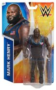 WWE Series 52 - Mark Henry