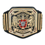 WWE United Kingdom Championship Replica Title