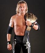 Edge as Heavyweight champion
