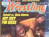Inside Wrestling - November 1985