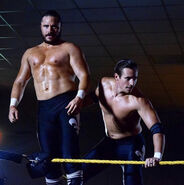 Matt Martel Chase Parker WWE Sept 5-19