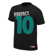 Tye Dillinger Perfect 10 Authentic T-Shirt