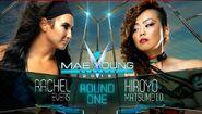 WWE Mae Young Classic 2018 Bracketology 7