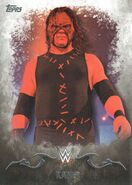 2016 Topps WWE Undisputed Wrestling Cards Kane 17