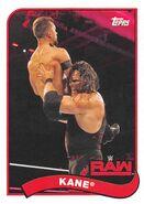 2018 WWE Heritage Wrestling Cards (Topps) Kane 38