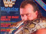 WWF Magazine - February 1988