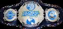 GFW Knockouts Championship Belt