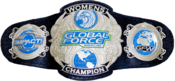 GFW Knockouts Championship Belt