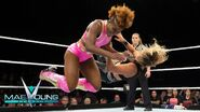 MJ Jenkins vs. Rhea Ripley - WWE Mae Young Classic 2018