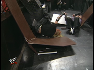 Royal Rumble 2000 Hardy injured