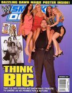 Smackdown Magazine Nov 2004