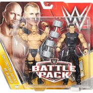 Stone Cold Steve Austin & Mr. McMahon - WWE Battle Packs 40