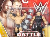WWE Battle Packs 40 Stone Cold Steve Austin & Mr. McMahon