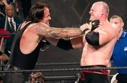 Undertaker vs Kane Wrestlemania XX
