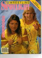 WWF Wrestling Spotlight 9
