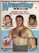 Wrestling Revue - November 1972