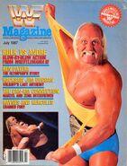 July 1987 - Vol. 6, No. 7