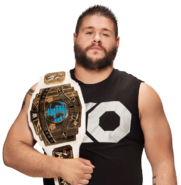 Kevin owens intercontinental champion by nibble t-d9vhjco