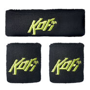 Kofi Kingston I Can Fly Sweatband Set