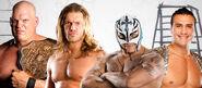 TLC2010..Kane vs. Edge vs. Mysterio vs. Del Rio