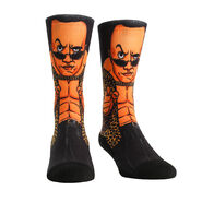 The Rock Rock 'Em Socks