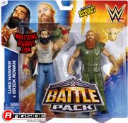 WWE Battle Packs 31 Erick Rowan & Luke Harper