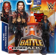WWE Battle Packs 35 - Roman Reigns & Kane