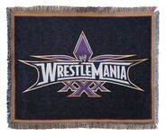 WrestleMania 30 Tapestry Blanket