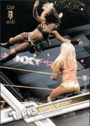 2017 WWE Wrestling Cards (Topps) Ember Moon 72