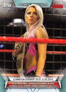 2019 WWE Women's Division (Topps) Alexa Bliss 65
