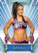 2019 WWE Women's Division (Topps) Bayley 3