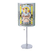 CM Punk Second City Saint Lamp