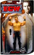 ECW Wrestling Action Figure Series 5 Christian