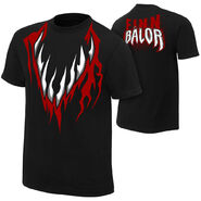 Finn Bálor Catch Your Breath Authentic T-Shirt