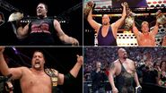 Grand Slam winners Big Show