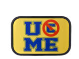 """John Cena """"You Can't See Me"""" Belt Buckle"""