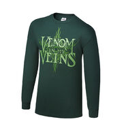 Randy Orton Venom In My Veins Youth Long Sleeve T-Shirt
