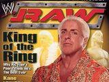 WWE Raw Magazine - August 2004