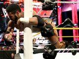 September 14, 2015 Monday Night RAW results