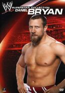 WWE Superstar Collection - Daniel Bryan DVD cover