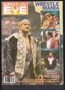 Wrestling Eye - May 1988