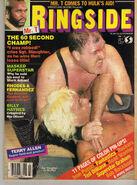 Wrestling Ringside - July 1985