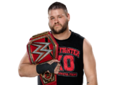 2 Kevin Owens Universal Champion