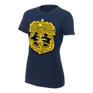 Breezango Fashion Patrol Women's Authentic T-Shirt